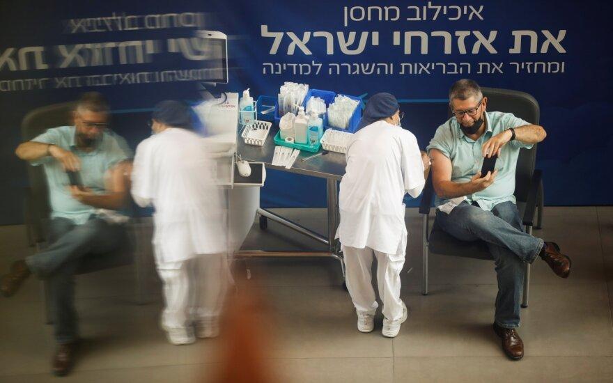 Izraelis įspėja: gali tekti priimti sunkų sprendimą