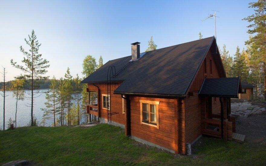 Tradicinis lietuviškas namas – rizikos zonoje