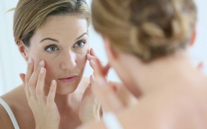 Kaip išsaugoti gražią odą ir atitolinti senatvę?
