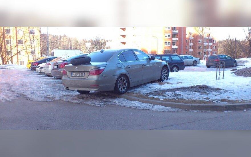 Vilniuje, Didlaukio g. 2013-03-09
