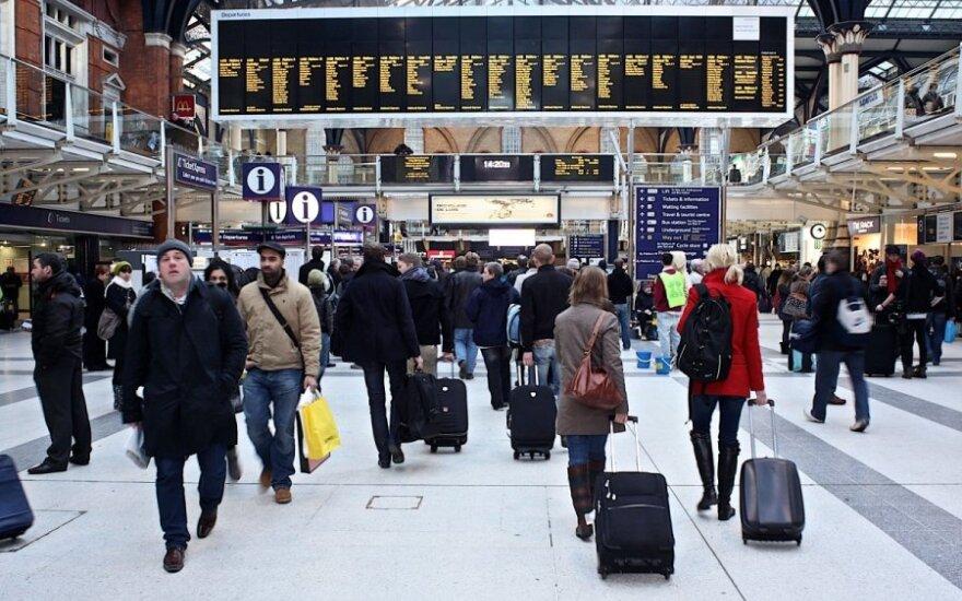 Lietuviai laukia rinkimų Anglijoje: ar jie išvarys imigrantus?