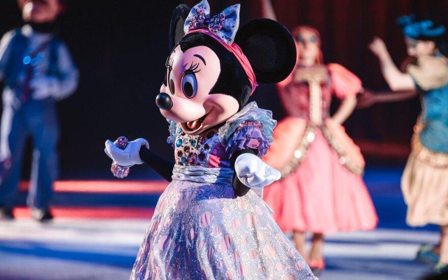 """Magiškas """"Disney On Ice"""" šou"""