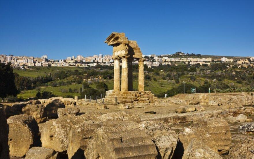 Agrigento, Sicilija