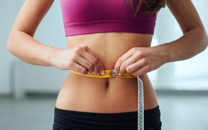 4 dienų dieta plokščiam pilvukui