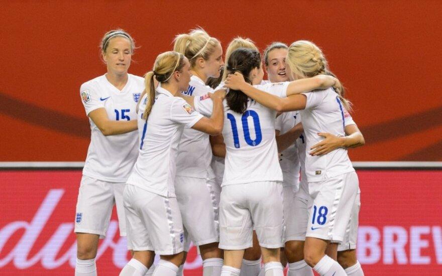 Anglijos moterų futbolo rinktinė