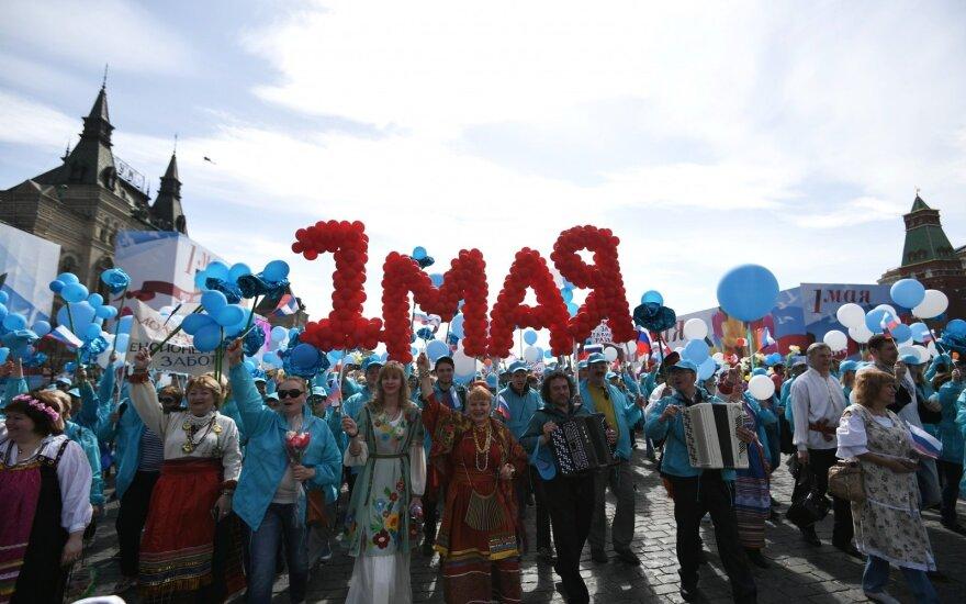"""Первомайскую """"Монстрацию"""" в Москве не разрешили провести отдельным шествием"""