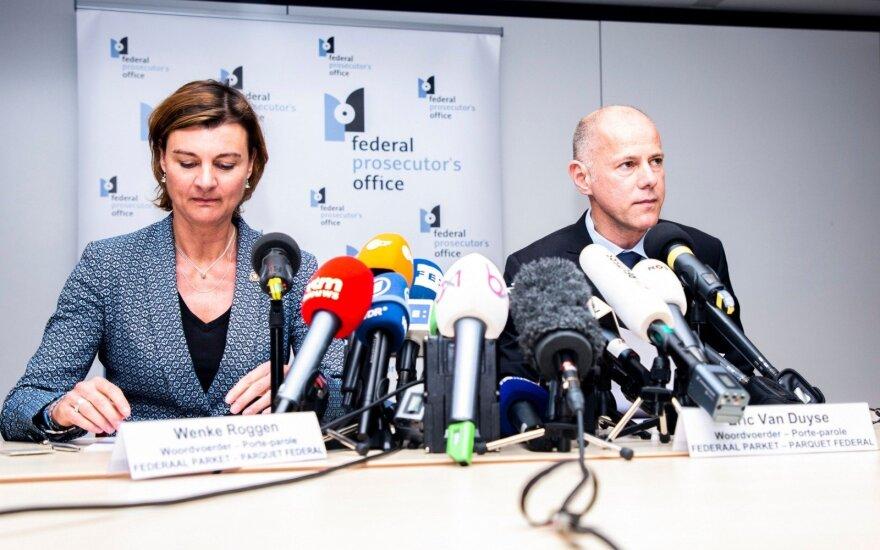 Belgijos futbolo korupcijos skandalas didėja