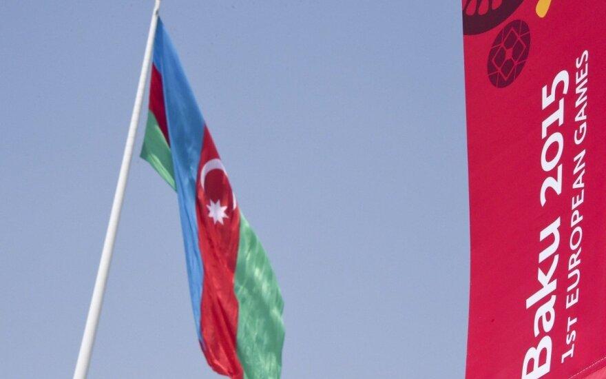 Milijardai svarbiau už žmogaus teises: Baku žaidynėse kritikai nepageidaujami