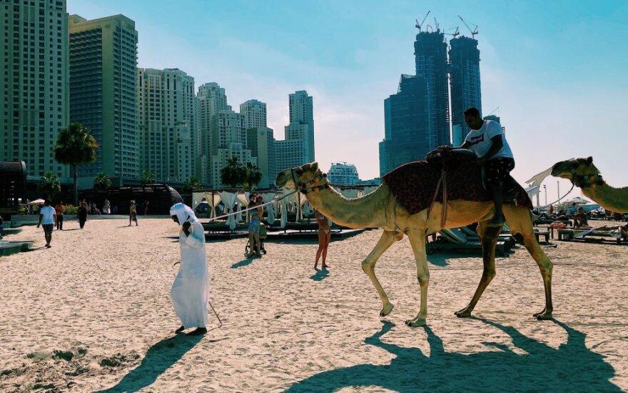 Užsienio turistų mėgstamas Dubajus atsivers nuo liepos 7-osios