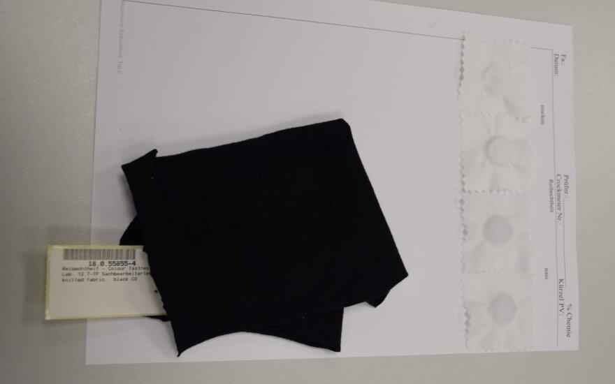 """Tekstilės tyrimai """"Hohenstein"""" institute"""