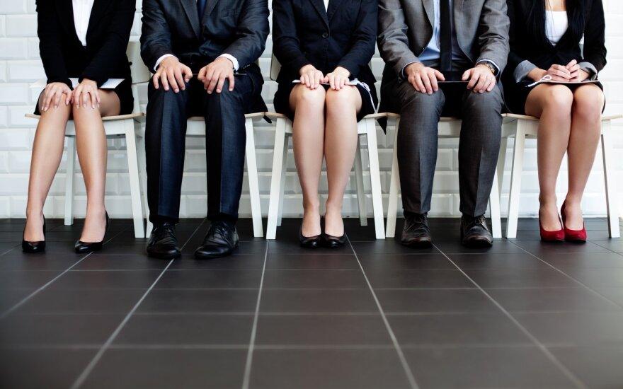Dalyvaujate pokalbyje dėl darbo? Į kokius nerimą keliančius ženklus privalote atkreipti dėmesį