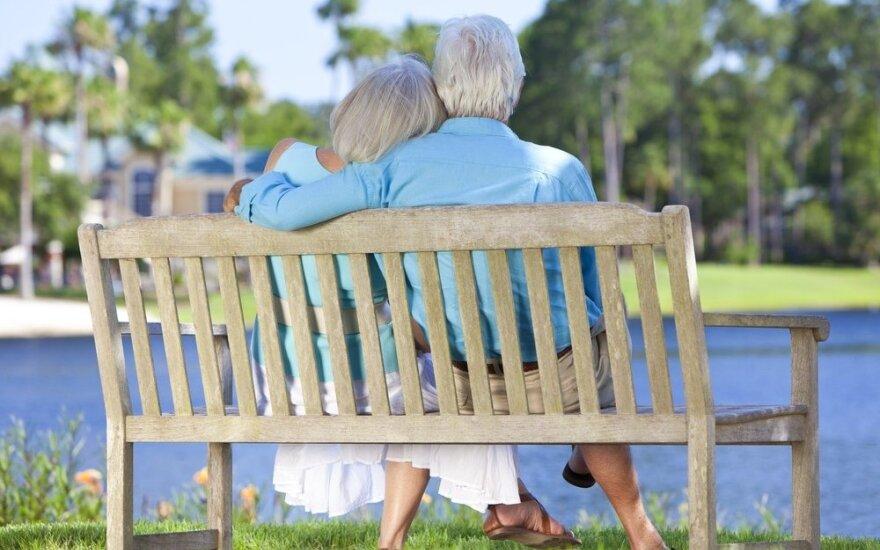 Ką daryti, kad išėjus į pensiją neapimtų depresija?