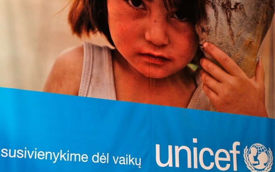 UNICEF mission from Lithuania to leave for Haiti
