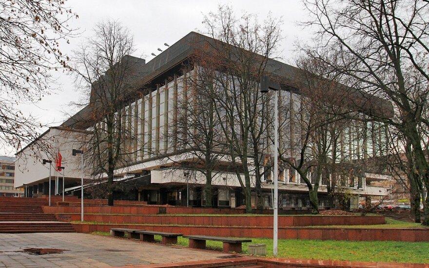 Nacionalinis operos ir baleto teatras lieka uždarytas, darbuotojai testuojami dėl COVID-19