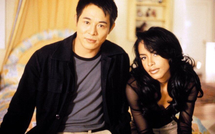 "Jet Li, Aaliyah filme ""Romeo turi mirti"""