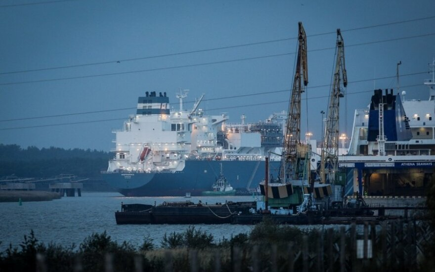 Lithuania's LNG terminal: Less dependence on Russian gas, but more dependence on fossil fuel?