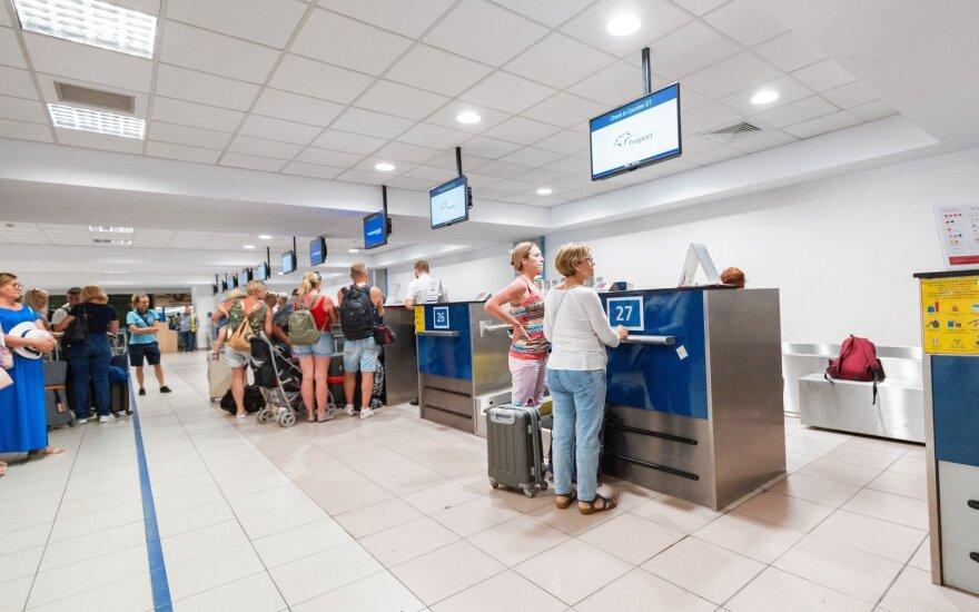 Per pastarąjį pusmetį užsienyje atostogauti išdrįso vos 6 proc. lietuvių