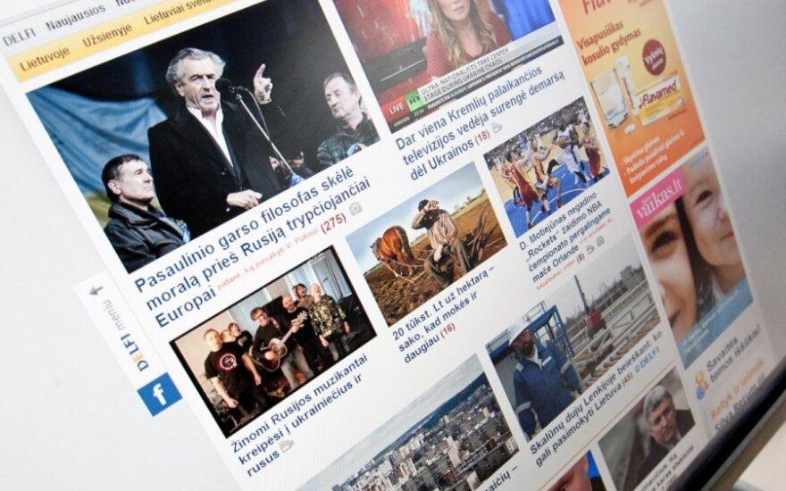 Atnaujinta pagrindinė skaitytojų naujienų platforma