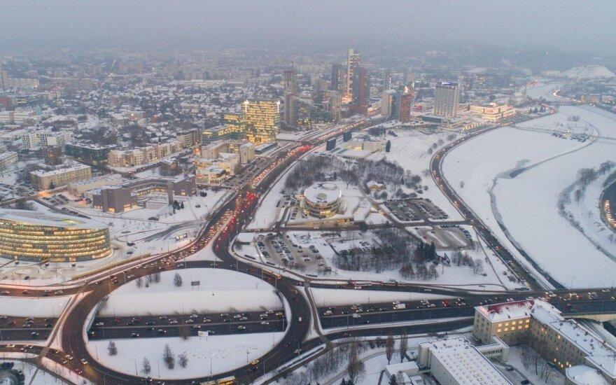 Kovo 11-ąją Vilniuje bus ribojamas eismas