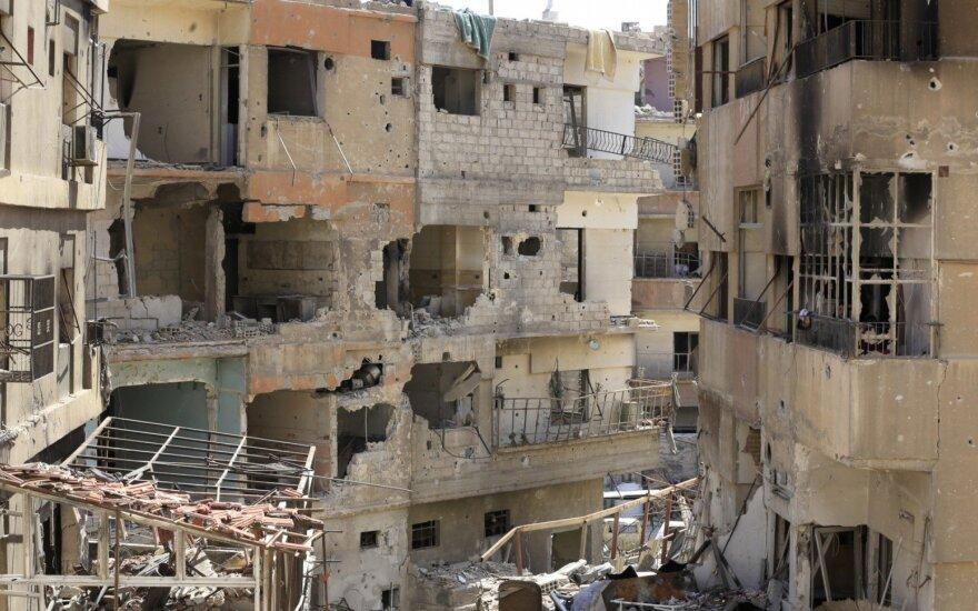 Kazachstano sostinėje atnaujintos regioninės įtampos temdomos derybos dėl Sirijos