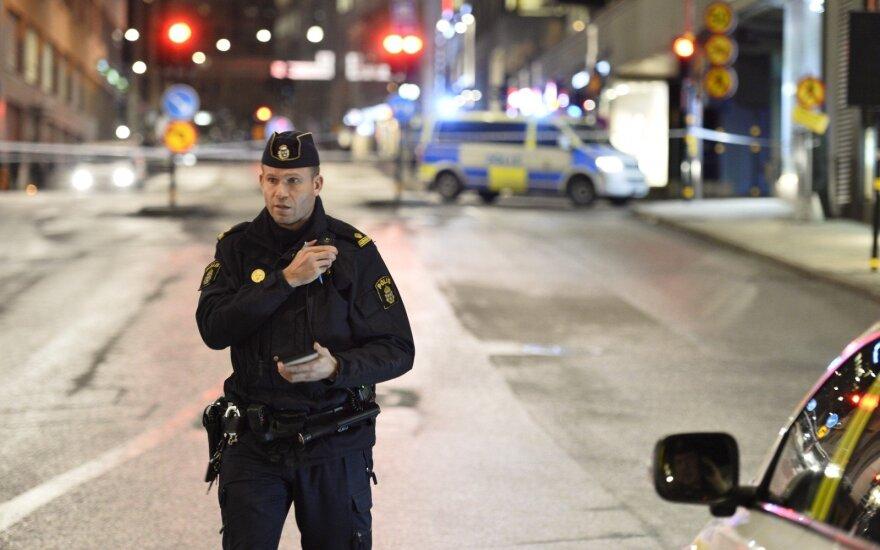 Švedijos policija: įtariamas automobilių padegėjas suimtas Turkijoje