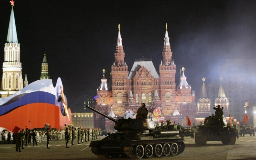 Opinion: The Russians are coming to occupy the Baltic states