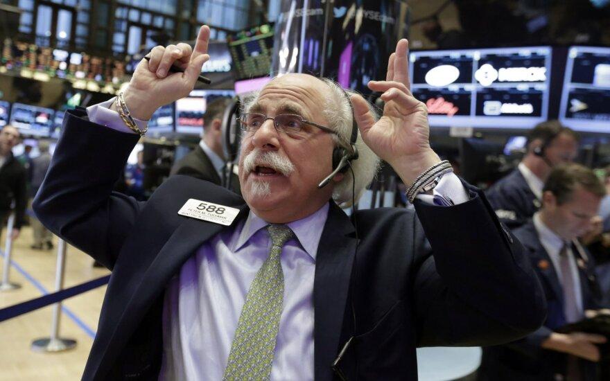 """""""Biržos laikmatis"""": akcijų biržos toliau gyvena JAV-Kinijos prekybinio konflikto ritmu"""