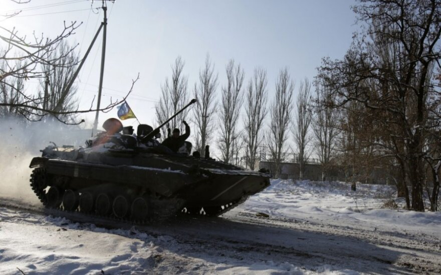 Prie sienos su Rusija užvirė mūšis