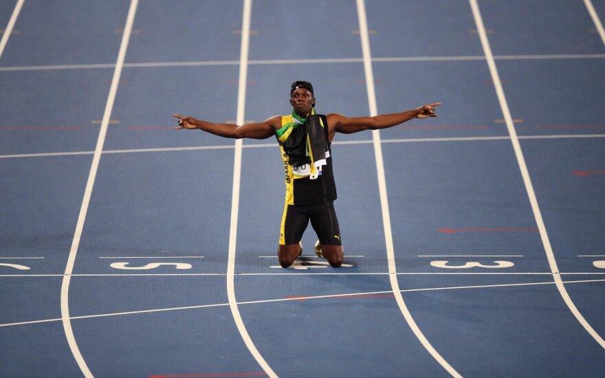 Buvusi slapta U. Bolto meilužė papasakojo apie neįprastus sprinterio pomėgius lovoje