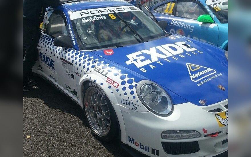 """2013 Carrera Cup Thruxton"""