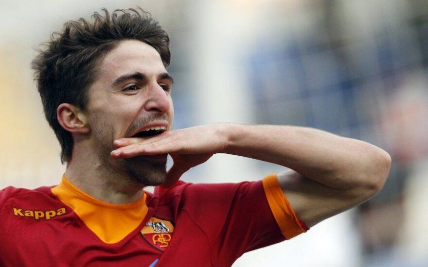 """Fabio Borini (""""Roma"""")"""