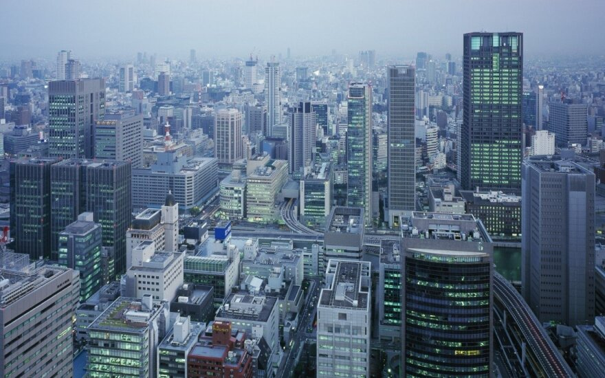 Pietų Japoniją supurtė 6,3 balo žemės drebėjimas