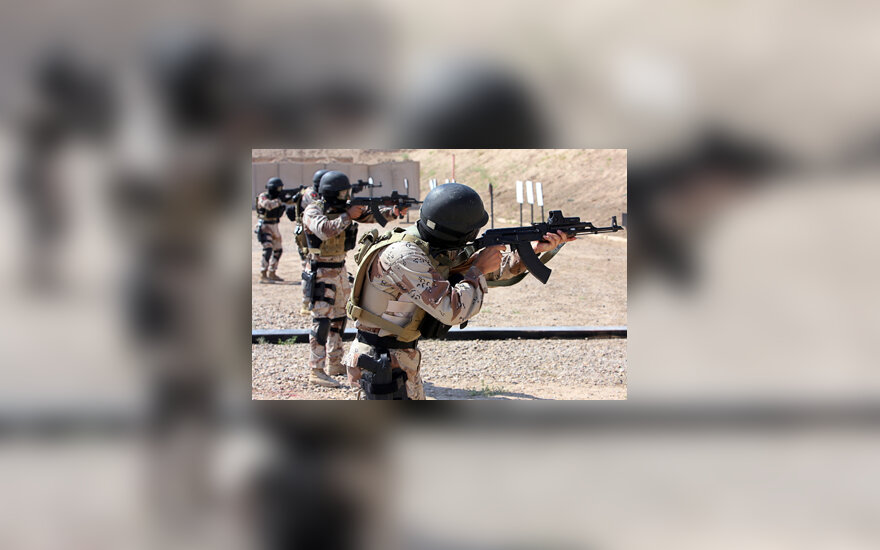 Irako policija