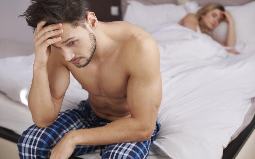 Problemos lovoje