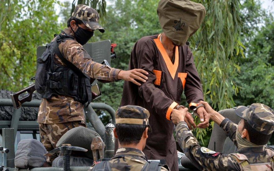 Teroristai išsaugojo savo svarbiausią ginklą