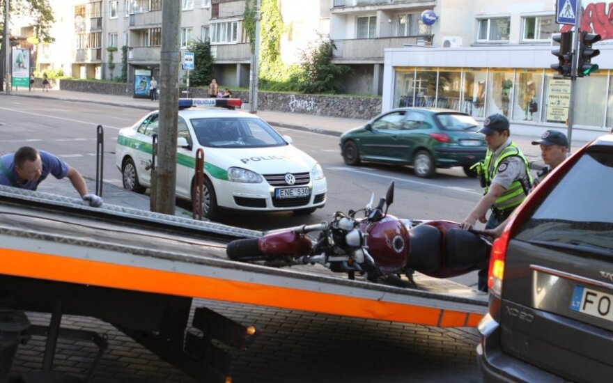 Mirtį sėjančioms transporto priemonėms – kitoks apžiūros procesas