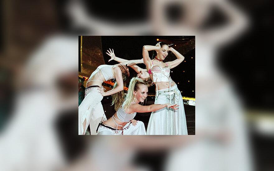 Eurovizijos dainų konkursą laimėjo turkų dainininkė Sertab Erener