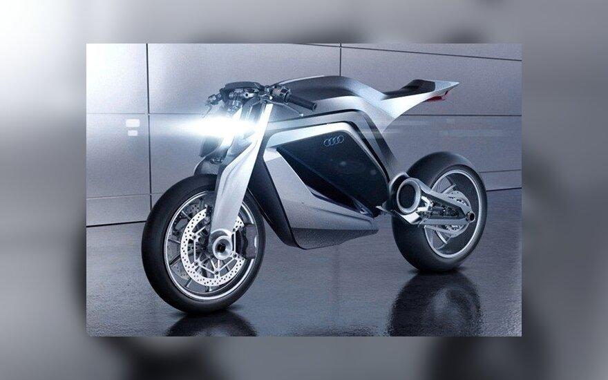 Audi Motorrad motociklo koncepcija