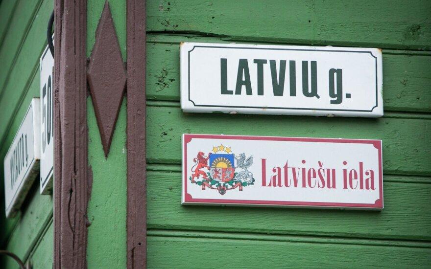 Teismas nusprendė: Vilniaus dvikalbės lentelės teisėtos
