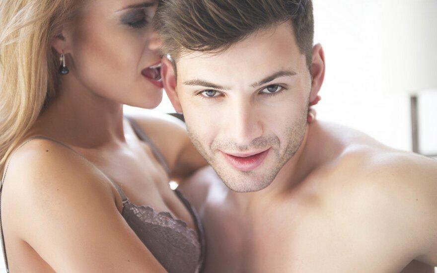 Kaip įgauti seksualinio pasitikėjimo?