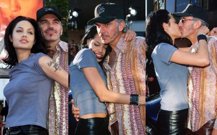 Billy Bobas Thorntonas ir Angelina Jolie