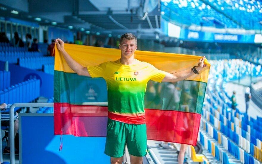 Edis Matusevičius / FOTO: Lietuvos studentų sporto asociacija
