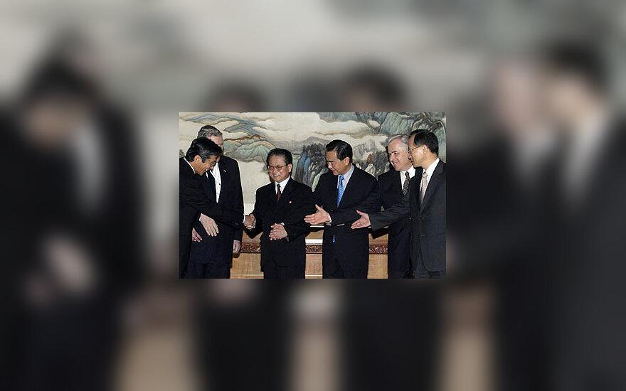 Derybos dėl Š.Korėjos branduolinės programos