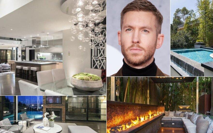 Calvin Harris pardavė savo įspūdingus apartamentus