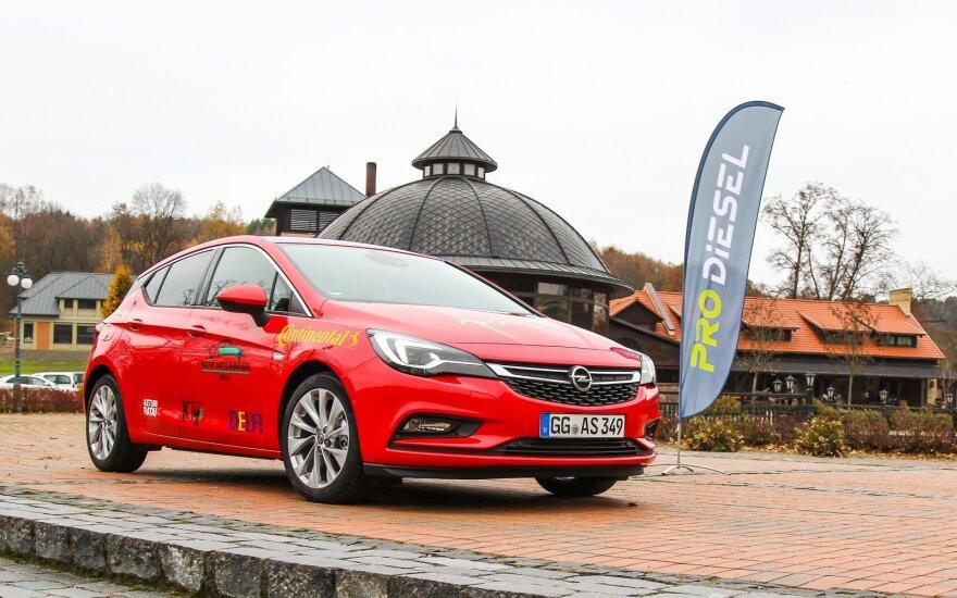 """Opel Astra"""