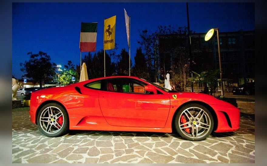 "Maranello - miestelis, alsuojantis ""Ferrari"" dvasia"