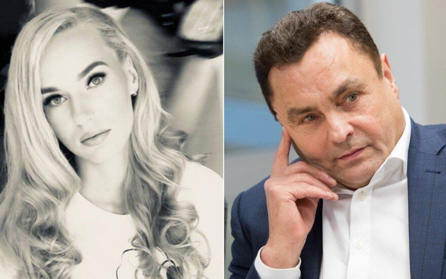 Birutė Navickaitė ir Petras Gražulis
