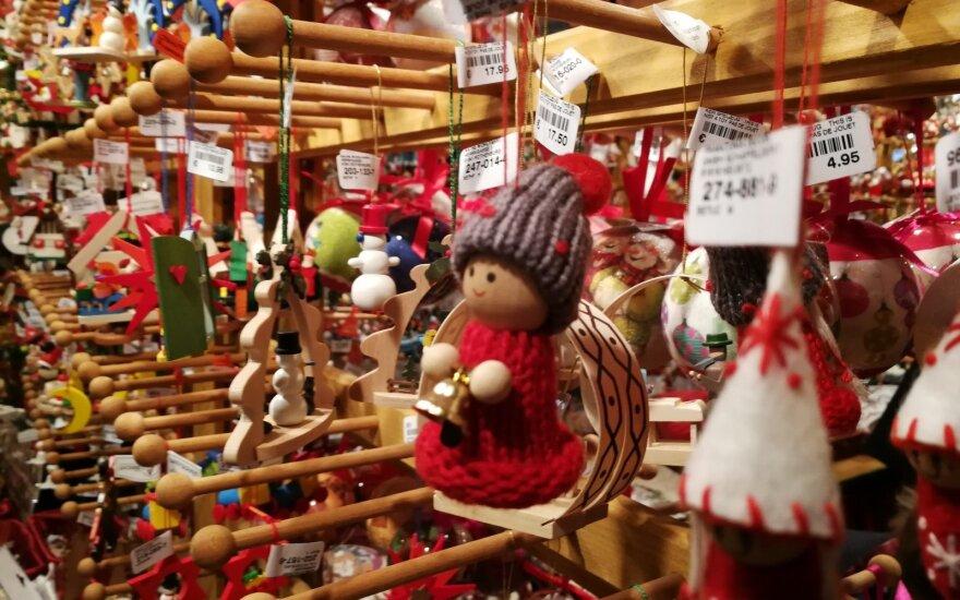 Kalėdinė mugė Liubeke