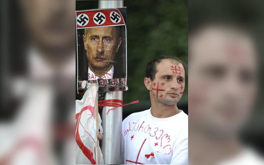 Putinas Gruzija