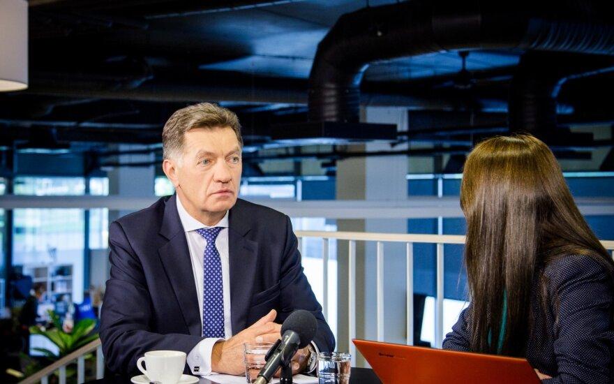 A. Butkevičius: lūžis santykiuose su prezidente įvyko per mano atostogas